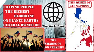 PROOF THAT PHILIPPINES IS THE GENERAL OWNER OF WORLD BANK (TOP SECRET OF THE WORLD)