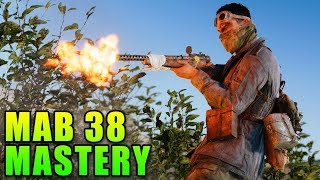 MAB 38 Mastery & Guide - Getting Gold! | Battlefield V