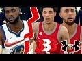 Team NIKE VS TEAM Under Armor, Big Baller Brand & Adidas! NBA 2K18 Challenge