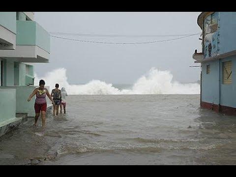 Reporte desde Baracoa sobre el huracán Irma