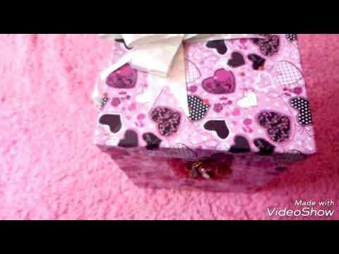 8ab4912d0 هدية لخطيبي / هدية الفلانتين /افكار لهدايا /ظهور للقط اخر الفيديو ...