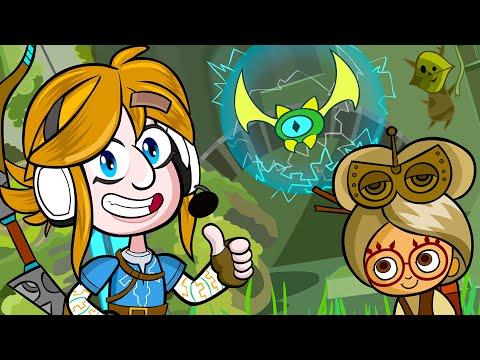 Zelda: Breath of the Wild Animation ZackScottGames Animated