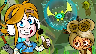 Zelda: Breath of the Wild Animation! (ZackScottGames Animated)