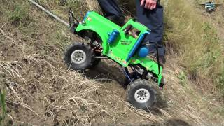RC ADVENTURES - TTC 2010 - Eps 3 - HiLL CLIMB - 4X4 SCALE TOUGH TRUCK CHALLENGE