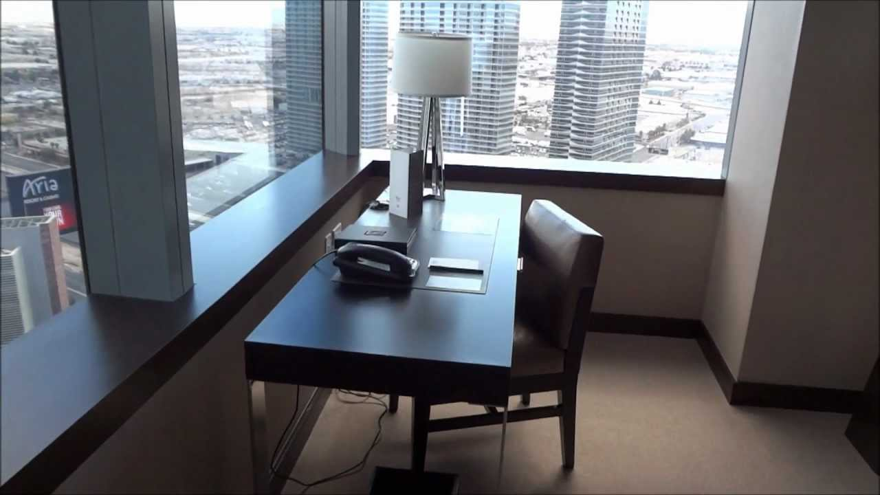 Vdara Executive Corner Suite Youtube