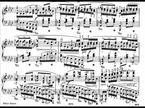 Chopin - Ballade No. 4, Op. 52 (Rubinstein)