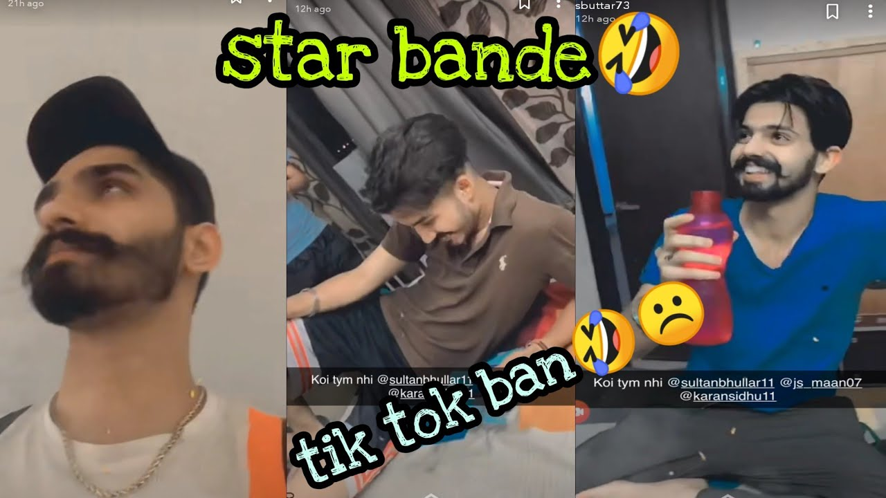 Simmu buttar,Jaskirat Maan ,❤️ sultan bhullar, Sanpchat video||Hostel fun Tik Tok Star😘🤣