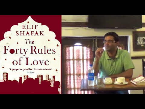 The Forty Rules Of Love | Qasim Ali Shah | Urdu/Hindi | WaqasNasir