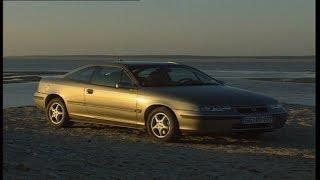 1990 Opel Calibra Orginal Footage