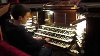 Exploring the New Castle Scottish Rite Cathedral pipe organ
