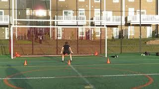 Goal Keeper Training