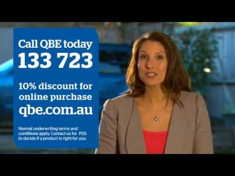 Julia Achilleos PRESENTER - QBE CAR INSURANCE