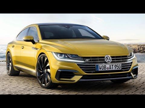 Volkswagen Arteon рассказ Леонида Голованова. Женевский автосалон 2017