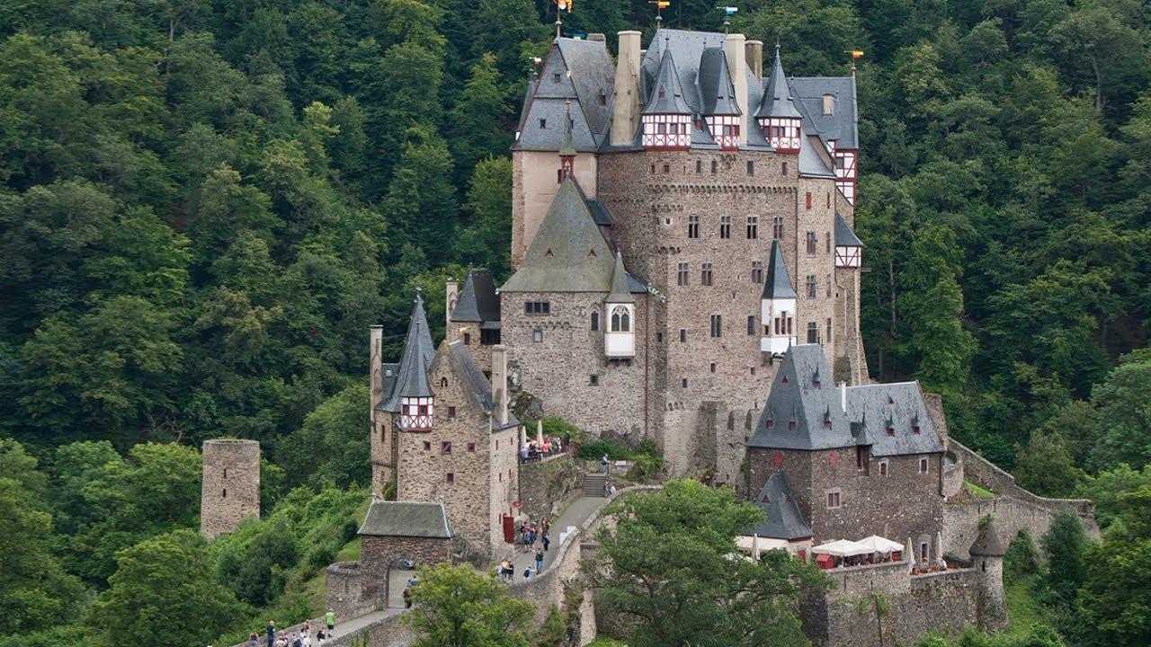 Burg Im Mittelalter