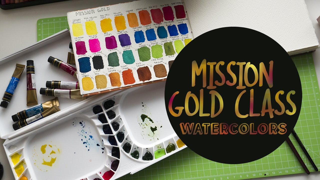 Mission Gold