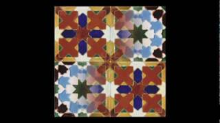 EUROMKII.COM - Mediterranean Portuguese Spanish ARABIAN MAGIC CALEIDOSCOPE repetitive tiles Azulejos
