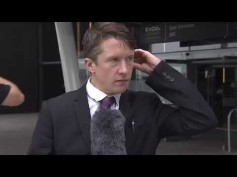 Jonathan Pie: reporter is having a bad day!
