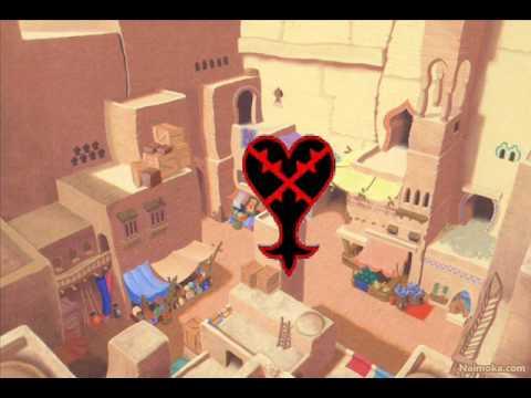 Kingdom Hearts Music - Agrabah Combat