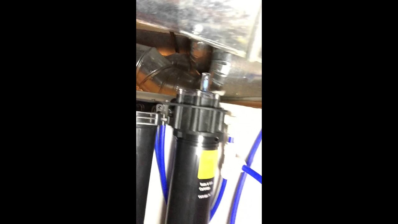 reverse osmosis ro filter change kinetico youtube rh youtube com Kinetico Reverse Osmosis Kinetico Replacement Cartridges