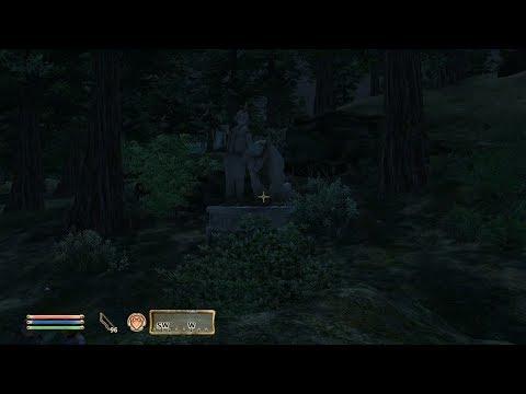 TES IV Oblivion #156 Клавикус Вайл. Умбра