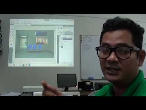 Technical Graphic Design Professional Certificate Course 2018 by Vixmatech (Training Demo)