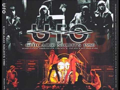 UFO- Lights Out (Live) Amphitheatre Chicago- 1980