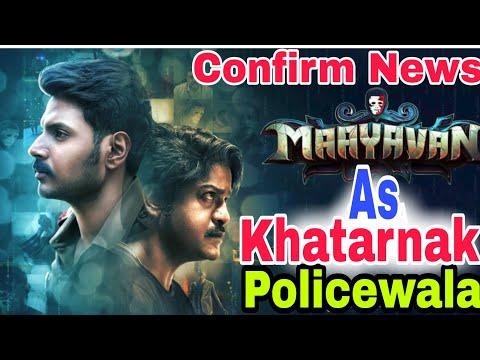 Khatarnak Policewala 2018 Upcoming Full Hindi Dubbed Movie ( Mayavan)Sudeep Kishan , Lawannya