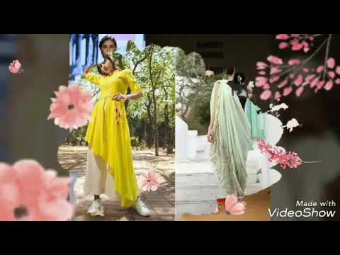 Indo western dresses for this wedding season