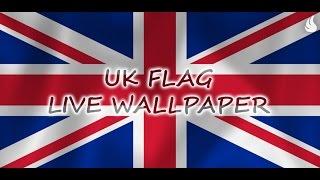 UK Flag Live Wallpaper
