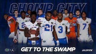 Florida Gators Impact newcomers #Allbite18