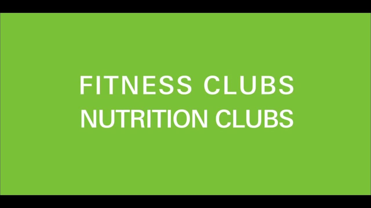 Herbalife - Fitness & Nutrition Clubs - YouTube