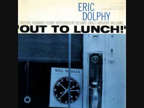 eric dolphy hat and beard