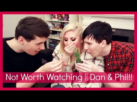 Not Worth Watching with Dan & Phil!!