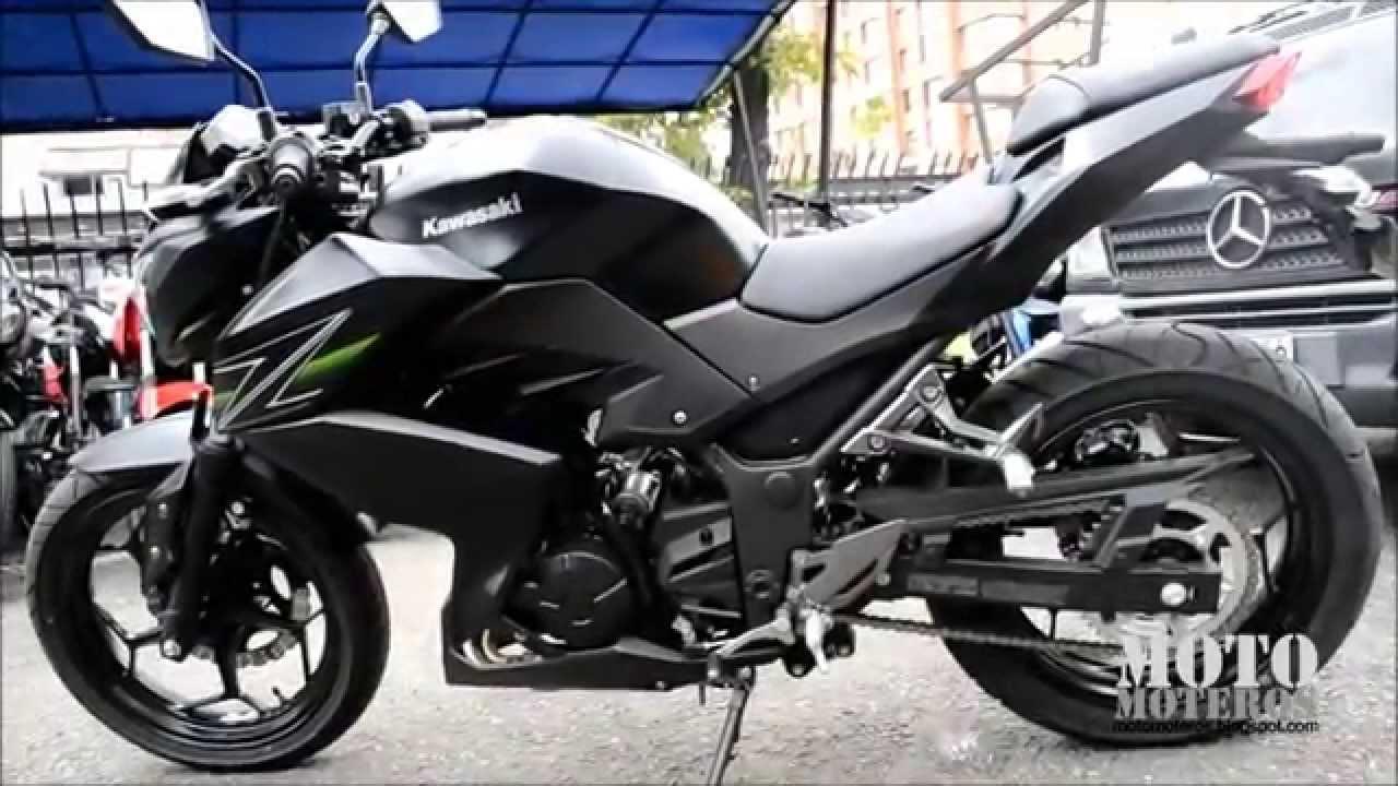 Kawasaki Z250 Motomoteros Doovi