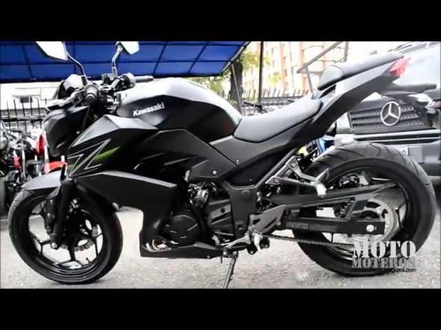 Gambar Kawasaki Z250 2020 Lihat Desain Oto