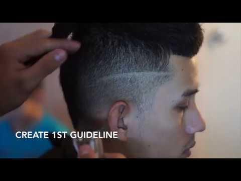 Mohawk Haircut Tutorial HD