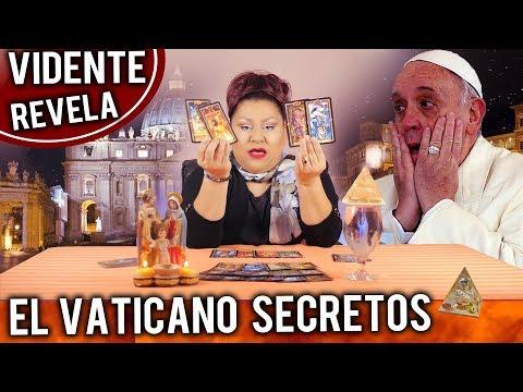 EL VATICANO SECRETO ESCONDIDO BIEN GUARDADOS DURANTE SIGLOS VIDENTE REVELA