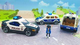 Новые мультфильмы 2020 - Деньги по назначению! Полицейские машинки мультик смотреть онлайн.