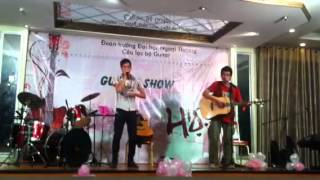 Baby one more time-Lâm acoustic-