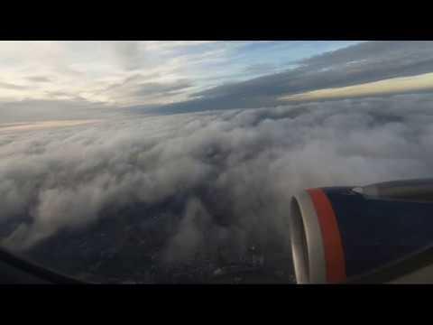 Москва-Париж, Аэрофлот [4K Ultra HD]
