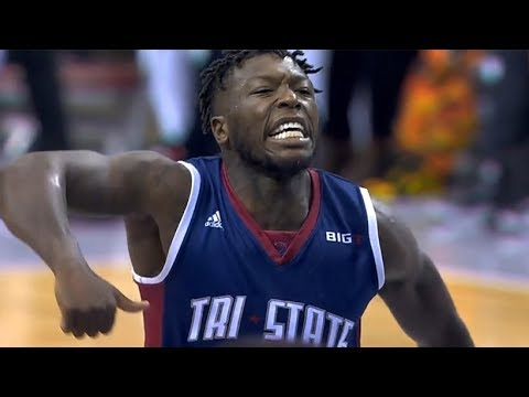Nate Robinson Full Highlights vs Trilogy | Week 1 | BIG 3 Season 2