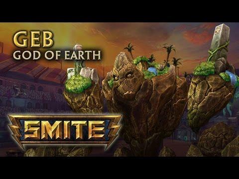 видео: smite Гайд по игре geb.