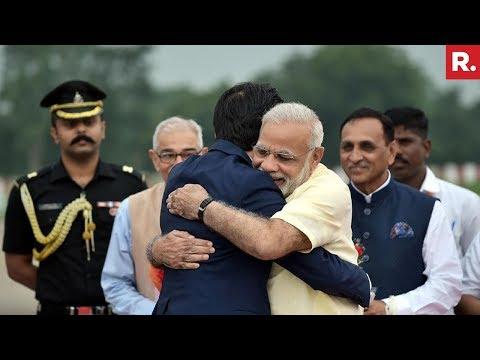 PM Modi Receives Japan