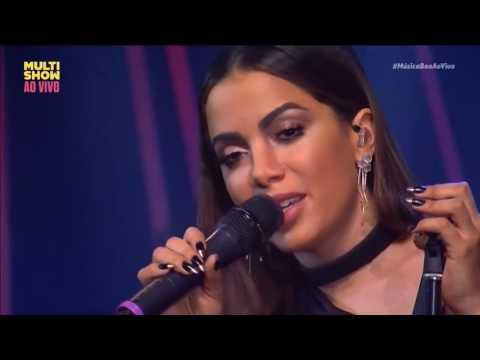 Anitta canta musica gospel  - Mesmo Sem Entender