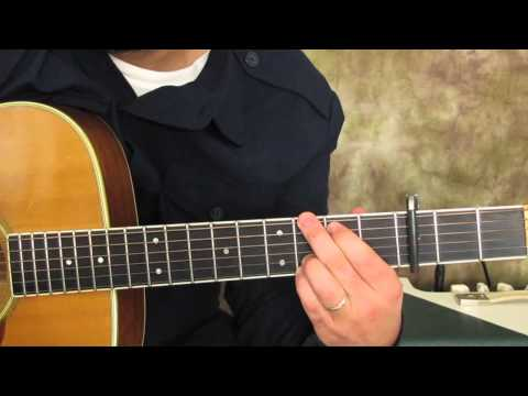 Eminem - Love The Way You Lie ft. Rihanna - Easy Acoustic Guitar Songs - Lesson - how to play