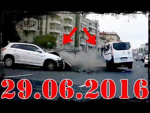Подборка дтп и аварии за 24.11.2016 Car Crashes and accidents 2016 Видео 367