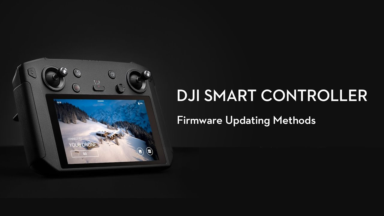 How to Upgrade the DJI Smart Controller (with DJI GO 4/Assistant 2)