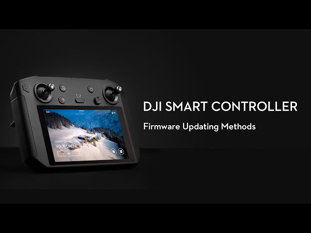 New DJI Smart Controller firmware - v01 00 0530 - DroneDJ