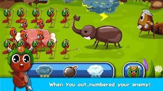 babybus games | Ant colonies games | education games for children