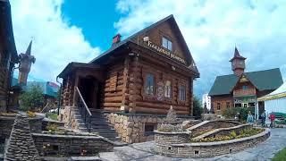 «Туган Авылым» — татарская деревня посреди Казани